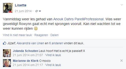 20140621 Lisette de Klerk