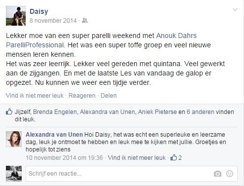 20141109 Daisy Lambert